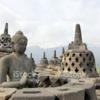 世界遺産「ボロブドゥール;世界最大級の仏教寺院」インドネシア