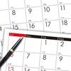 【海外赴任・引っ越し】渡航準備スタート:まず計画を!時系列で作業がわかるスケジュール表を作ってみる