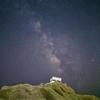 🌌野島崎灯台へ天の川 試験撮影『Galaxy S21 Ultra 5Gで天の川は撮影できるか?』