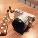 赤ちゃん撮影のためのデジカメ。