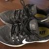 運動靴の新調