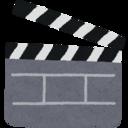 映画の並木道