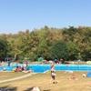 ドイツの野外スイミングプールSommerbad、太陽を愛するドイツ人の楽しみ!