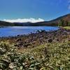 晩秋の八ヶ岳で池巡り 麦草峠~雨池~双子池
