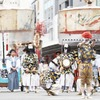 <祇園祭>:綾傘鉾のお稚児さんを一般募集!210,000円でお稚児さんになれる?