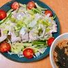 〔夏バテ対処・1人暮らし料理〕よだれ鶏のサラダ