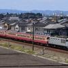 第1561列車 「 甲67 えちごトキめき鉄道 413系・455系の甲種輸送を狙う 」