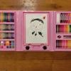 色鉛筆 クレヨン 水性ペンが揃ってるお絵かきセットはステイホームで大活躍!!