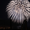 北海道の無料温泉めぐり 貧乏特典旅行 day1-3 北海道 紋別の花火大会 ダウンジャケットは必須!?凍えながらの鑑賞