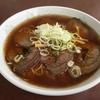 まる久 馬肉支那そばチャーシュー麺 (長井市五十川)
