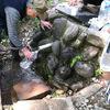 治三郎の清水(柏崎市女谷)−新潟県の名水