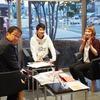 【リグレッタの日々】2月のサロン実習生が来てくれました・お訪問+説明篇