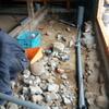 塩ビ管で下水配管DIY
