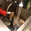 排水ルート不明の排水トラブル調査、改善