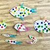 【子供が喜ぶ「魚釣りゲーム」の作り方】100均グッズ・牛乳パック・洗濯バサミの手作りおもちゃ