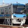 【鉄道ニュース】小田急電鉄4000形4066編成、ATO関連の試験を実施