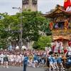 過去写真 祇園祭・後祭 山鉾巡行