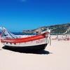 ポルトガルの漁師町、ナザレの海ではサーフィンも出来ちゃう!