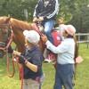 左片麻痺な私ですが、乗馬体験行ってきました。