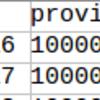 csvのファイルの数字の部分だけ消して、フォルダ内のテキストを結合
