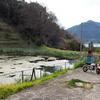 海水淡水化簡易水道施設の池(仮称)(愛媛県今治)