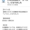 とにかく判りづらい長野県庁サイト‥