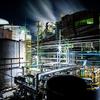 尼崎工場夜景をLoxiaとAPO-LANTHARで撮る。