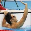 競泳木村「銀」、陸上男子「銅」 パラリンピック