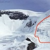 【カナダ】アサバスカ山登山 ~Mt'Athabasca 3491m (Canada)~