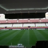 El Sevilla vende el césped