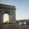 ヨーロッパ周遊旅行記 モンサンミッシェル。
