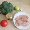 ブロッコリーと鶏肉のデュカンダイエットメニュー