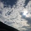 台風の中走るよ🌪山梨桃ライド🍑後編