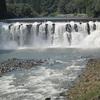 沈堕(ちんだ)の滝は素晴らしい