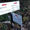 住塚山・国見山に山登り その5 道に迷う