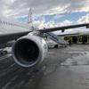 エーゲ航空の機内 Wifi:Aegean Stream
