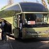 ビシュケクからタシケントへ新しい路線のバスで行ってみた