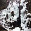 まだ間に合う!六甲山の氷瀑2018