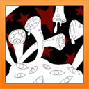 ヤツメの蒲焼き