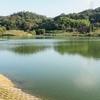 真弓池(岡山県倉敷)
