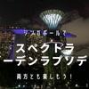 シンガポールの2大無料ショー!『スペクトラ』と『ガーデンラプソディー』を子連れで楽しもう!