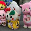 【鎌ケ谷】千葉のご当地キャラ&グルメ祭に行ってきました
