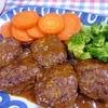 ラム肉のシチュー、デミグラスソース
