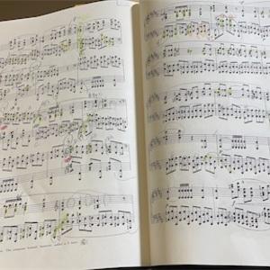 最近のピアノ練習。スクリャービンとラヴェル。