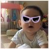 息子 6ヶ月 ハーフバースデーと発熱(´;ω;`)