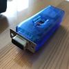 Bluetooth-RS232インタフェースRN-270Fが届いた!
