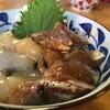 初島③ 食事 「坂下」