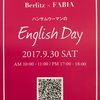 👨🏼‍🏫English Day✏️ Berlitz  ×  FABIA