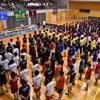 バドミントン部:高校総体に参加しました。(6月2日~6月4日)