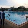 サムロンの水泳教室